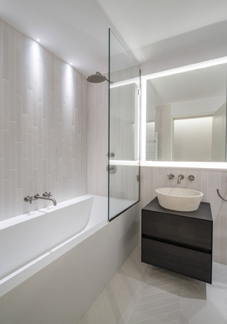 bathroom lighting example