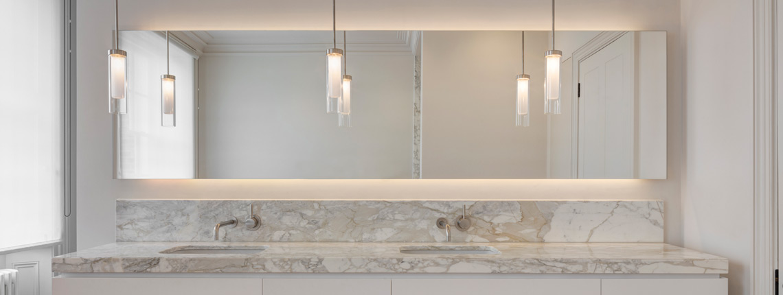 bathroom lighting design consultants