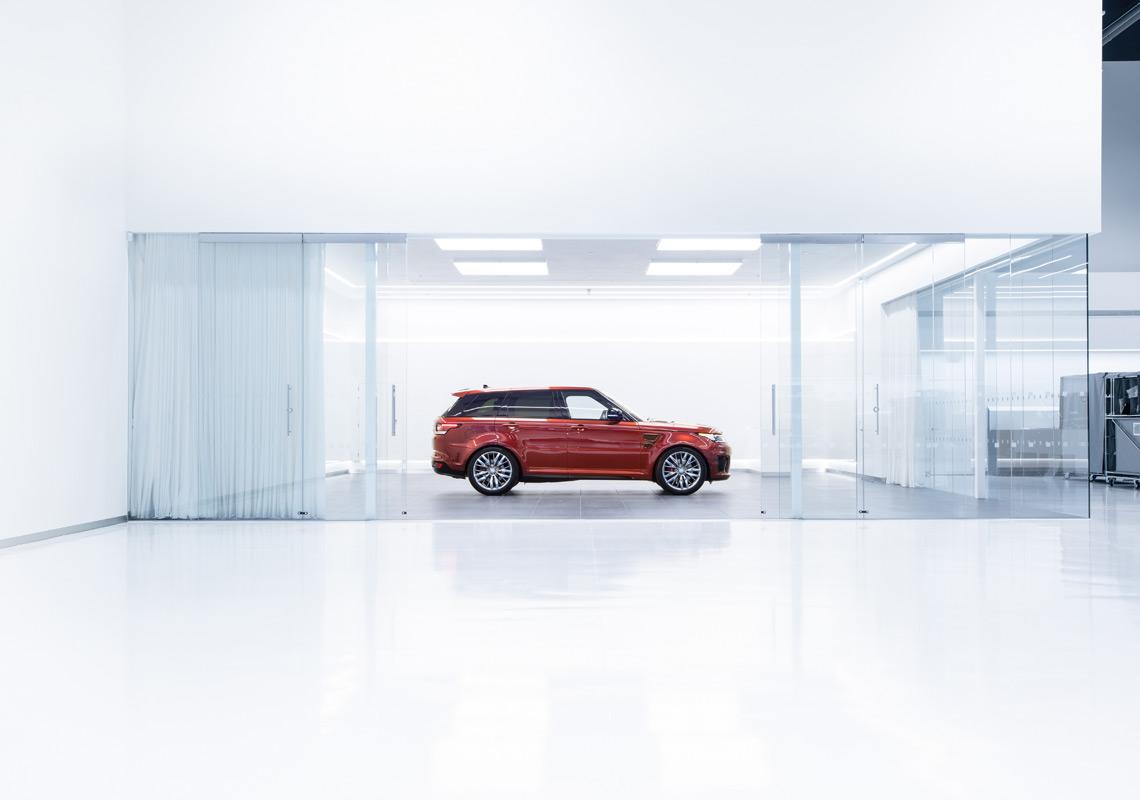 luxury car lighting