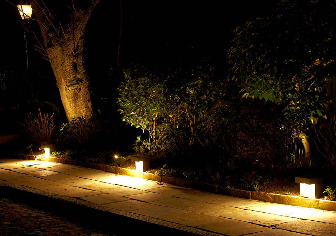 pathway landscape lighting