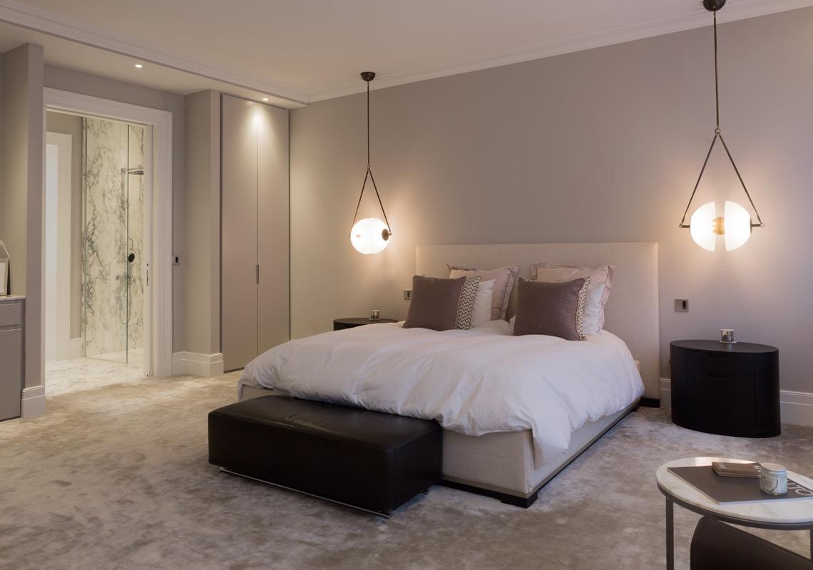 bedside table pendant lights