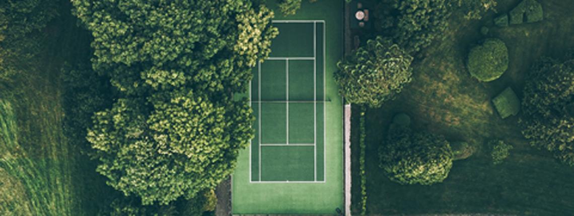 tennis court lighting designers