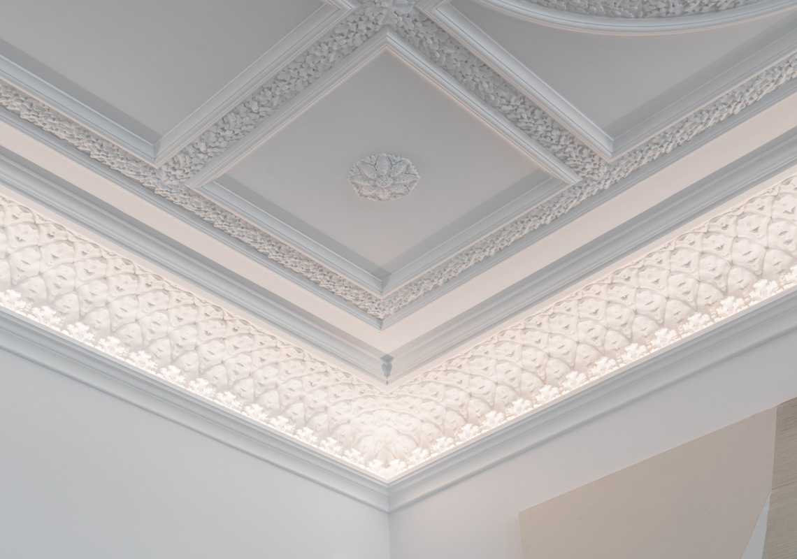 architectural detail lighting