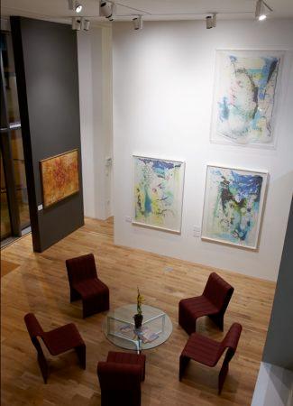 spot lighting for gallery