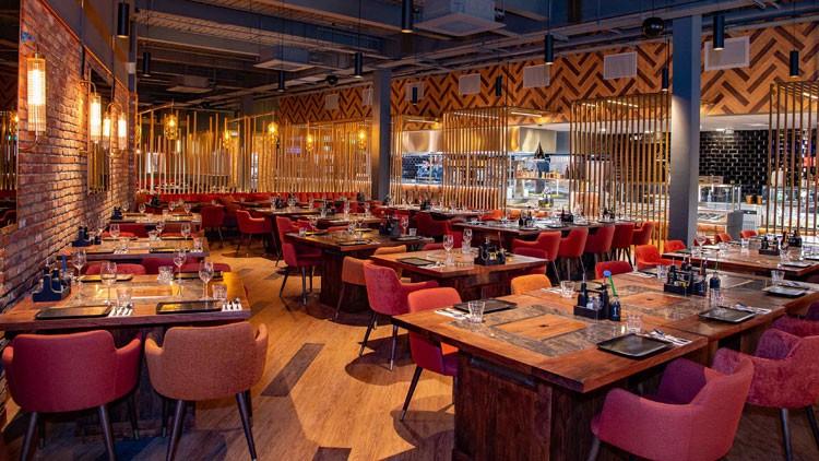 Restaurant lighting designers independent uk company