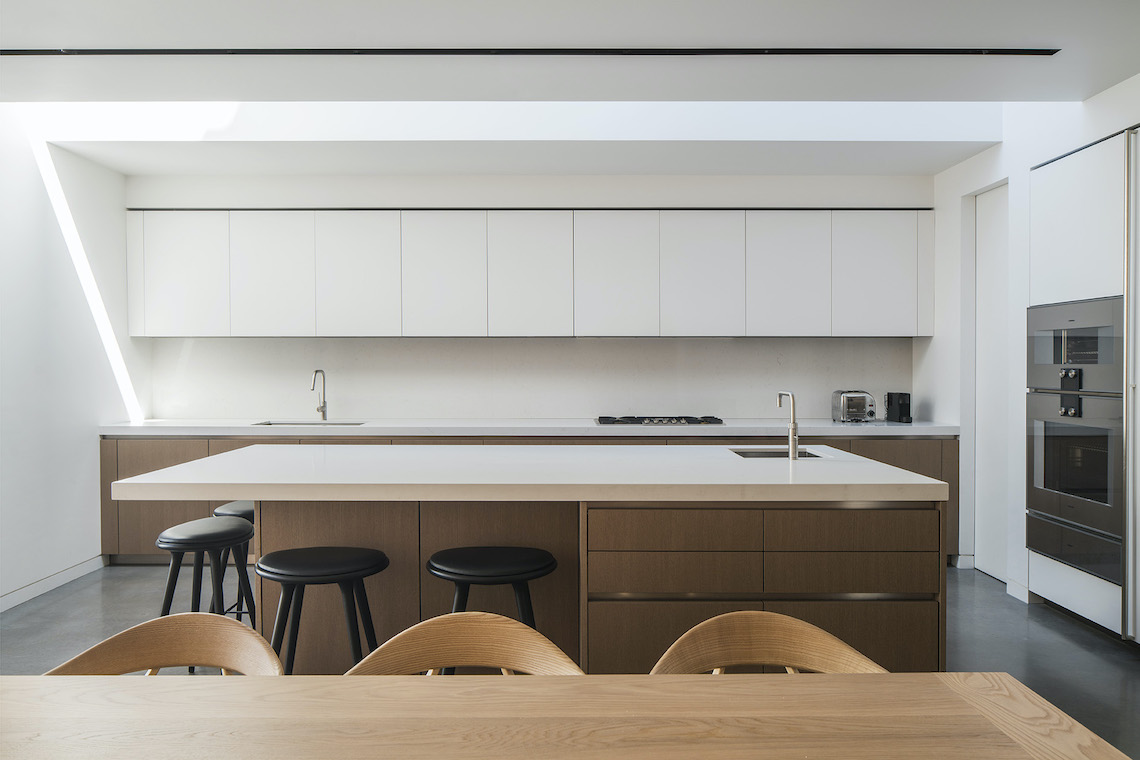 Concealed kitchen lighting