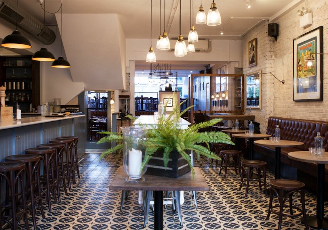 Lighting-restaurants
